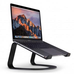 Twelve South Curve Notebook Ständer, für Macbook, matt schwarz