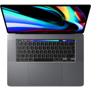 "REFURBISHED: MacBook Pro 16"" TB/2.3 GHz 8‑Core i9/16G/1TB/5500M 4G/spacegrau/CH"
