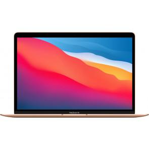 "REFURBISHED: MacBook Air, M1 Chip mit 8-Core, 13.3"", 8G, 512GB, 8-Core Grafik, gold, CH Tastatur (2020)"