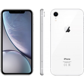 iPhone XR 128GB, weiss, Apple