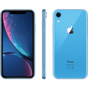 iPhone XR 128GB, blau, Apple