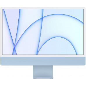"""DEMO: iMac 24"""" Retina 4.5K, M1 Chip mit 8‑Core CPU/7‑Core GPU/8G/512 GB SSD/blau/MK-ZB"""