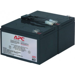APC Ersatzbatterie RBC6