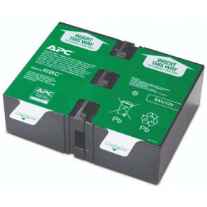 APC Ersatzbatterie RBC124
