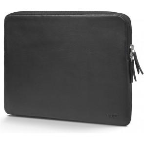 """Trunk Leder Sleeve 13"""" MacBook Pro und MacBook Air (2016-2020) schwarz"""