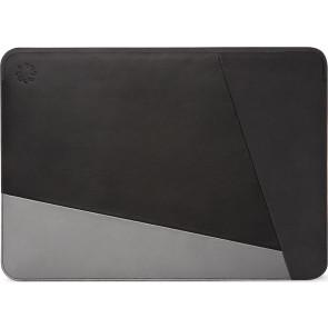 """Decoded Nike Grind Frame Sleeve Leder, 13"""" MacBook Pro/Air, Schwarz"""
