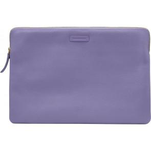 "dbramante Sleeve Paris, Macbook Pro 15""/16"", echt Leder, Daybreak Purple"