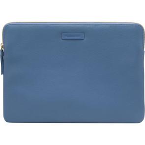 "dbramante Sleeve Paris, Macbook Pro 15""/16"", echt Leder, Ultra-marine Blue"