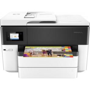 DEMO: HP OfficeJet 7740, A3+ AiO Multifunktionsdrucker  (ohne Tintenpatronen)