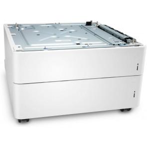 Papierschacht 2x 550 Blatt A4/A3 mit Rollenfuss zu HP LaserJet M751, M856, M776-Serie