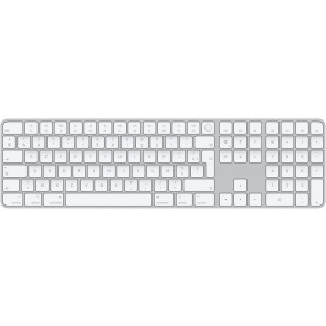 Apple Magic Keyboard mit Touch ID und Ziffernblock (F) für Mac mit Apple Chip, ab macOS 11.4
