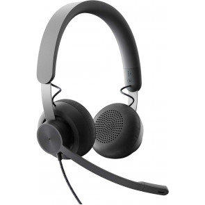 Logitech Headset Zone Wired MS