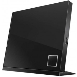 ASUS Blu-ray Brenner SBW-06D2X-U, schwarz