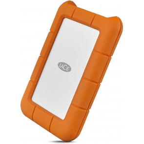 LaCie 5 TB Rugged USB-C Harddisk