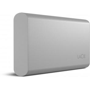 LaCie 500 GB Portable SSD, 1050 MB/s, USB-C