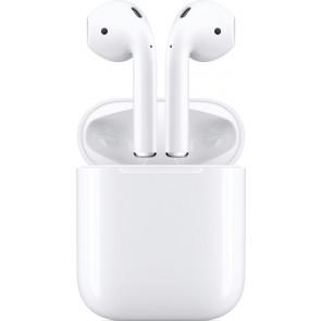 REFURBISHED: AirPods mit Ladecase, Bluetooth In-Ear Kopfhörer, Apple (2019) (solange Vorrat)