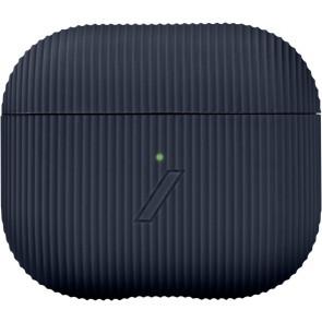 Native Union Silikon Case Curve für Apple AirPods (3. Generation), Indigo