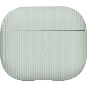 Native Union Silikon Case Curve für Apple AirPods (3. Generation), Sage