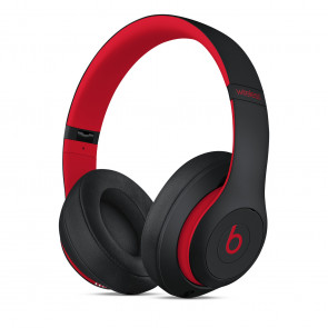 Beats Studio3 Wireless Over-Ear Kopfhörer, schwarz/rot