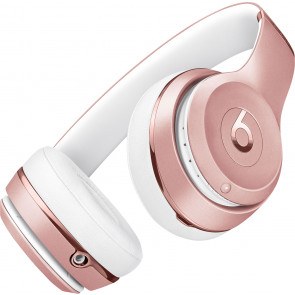Beats Solo3 Wireless On-Ear Kopfhörer, Rose gold