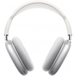 Apple AirPods Max, Over-Ear Kopfhörer, Bluetooth, Silber
