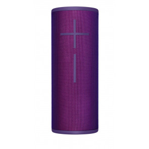 DEMO: UE MEGABOOM 3 Bluetooth Lautsprecher, (Ultraviolet Purple), violett