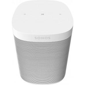 Sonos One SL, WLAN-Speaker für Musikstreaming, weiss