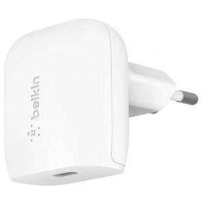 Belkin 20W USB-C Power Adapter, Boost Charge, weiss