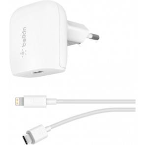 "Belkin 20W USB-C Power Adapter ""Boost Charge"" inkl. Kabel, weiss"
