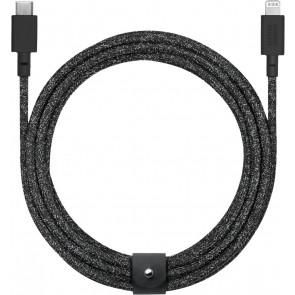 Belt Lightning auf USB-C-Kabel 3m, cosmos, Native Union