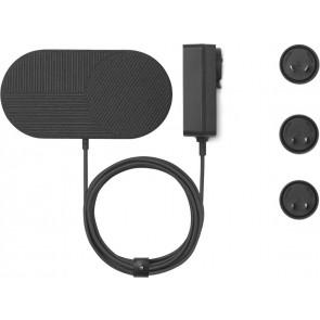 Native Union DROP Wireless Charger XL für iPhone, Grau