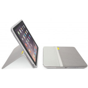 Logitech AnyAngle Folio für iPad mini 3/2/1, grau