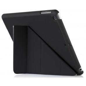 Origami Case, iPad (2017/2018), schwarz, Pipetto