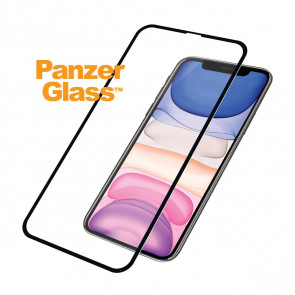 """Screen Protector Case Friendly, iPhone 11 Pro Max, XS Max (6.5""""), clear, schwarz Panzerglass"""