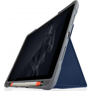 """Dux Plus Duo Case, 10.2"""" iPad (2019/2020), mitternachtsblau, STM"""