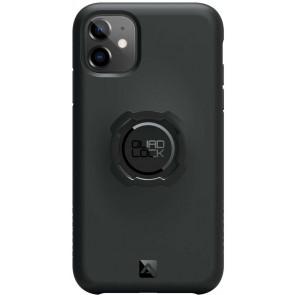 Quad Lock Case, Befestigungssystem, iPhone 11, schwarz