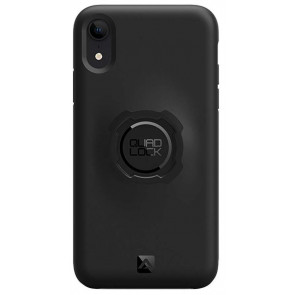 Quad Lock Case, Befestigungssystem, iPhone XR, schwarz