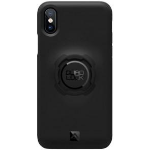 Quad Lock Case, Befestigungssystem, iPhone XS Max, schwarz