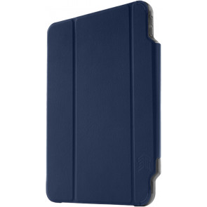 "Dux Studio Case, 11"" iPad Pro 2020/2018, dunkelblau, STM"