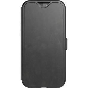 "Tech21 Evo Wallet Case, iPhone 12 Pro Max (6.7""), Smokey Black"