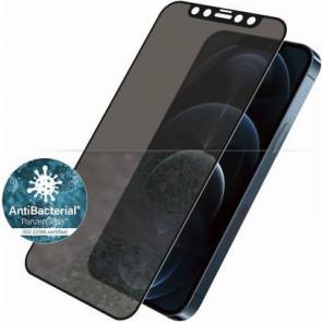 "Screen Protector Case Friendly, iPhone 12 Pro Max, (6.7""), Privacy, schwarz Panzerglass"