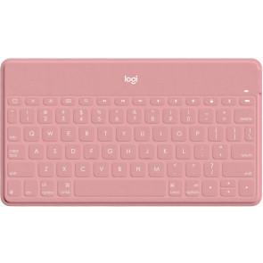 Logitech Keys-To-Go, iOS Keyboard (CH), Apple TV, rose