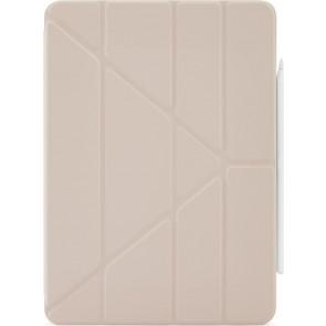 """Origami No4 Folio, 12.9"""" iPad Pro (2021), dusty pink, Pipetto"""