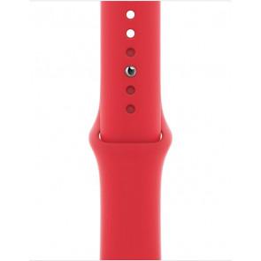 DEMO: Apple Sportarmband Regular für Apple Watch 38/40 mm, rot (PRODUCT)