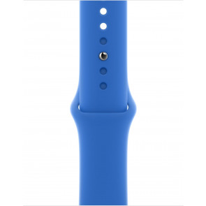 Apple Sportarmband für Apple Watch 42/44 mm, Capriblau