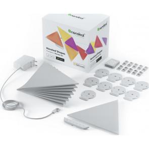 Nanoleaf Shapes Triangle, Starter Kit, weiss, 9er Pack