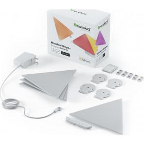 Nanoleaf Shapes Triangle, Starter Kit, weiss, 4er Pack