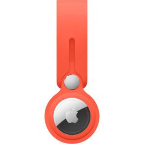 Anhänger für Apple AirTag, Leuchtorange