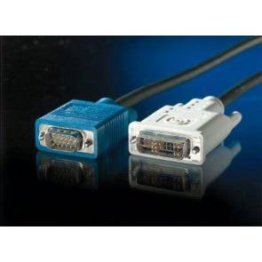 DVI auf VGA Kabel M-M, 3 m