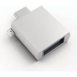 Satechi USB-C auf USB 3.0 Adapter, silber